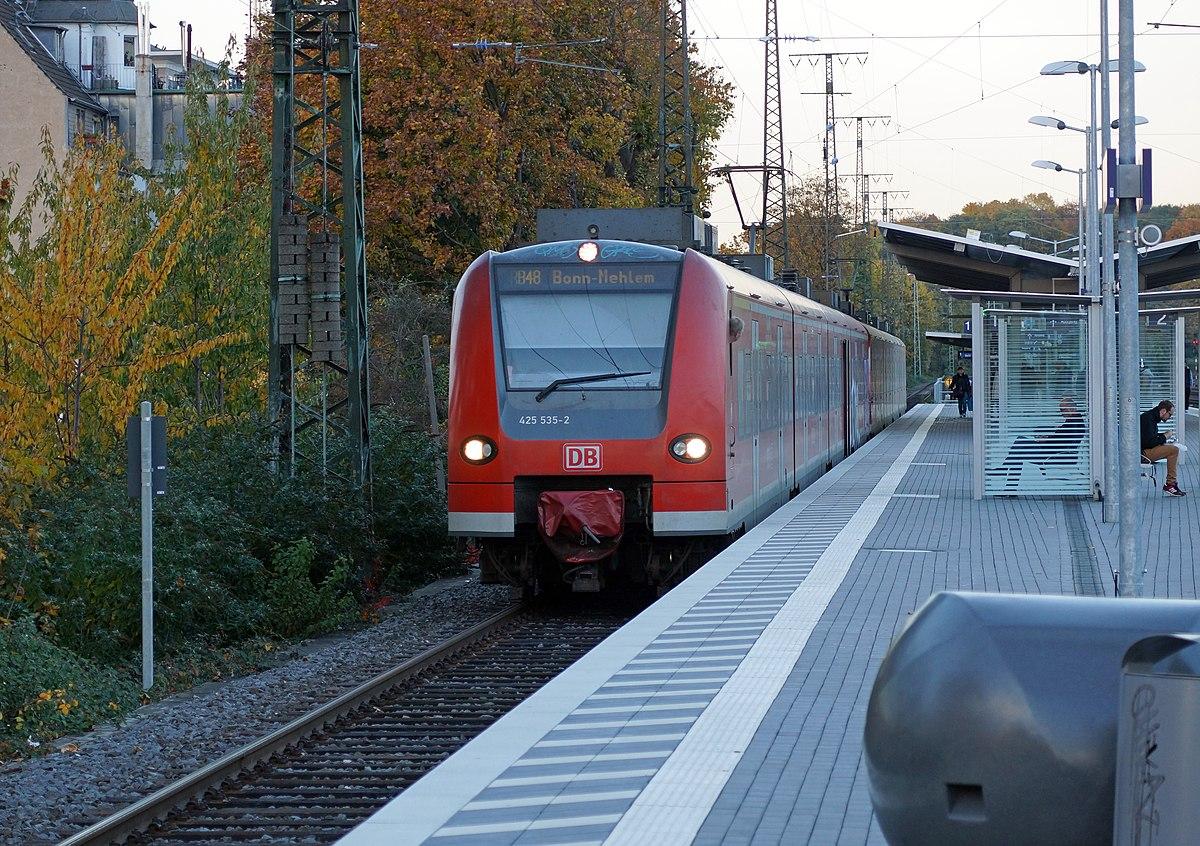 Köln Bahnhof West