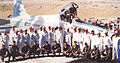 4477th Test and Evaluation Squadron Personnel with Northrop F-5E Tiger II 74-1557.jpg