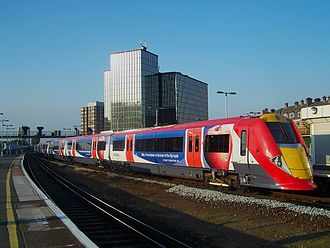 British Rail Class 460 - Image: 460002 East Croydon