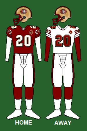 1996 San Francisco 49ers season - Image: 49ers 96 97