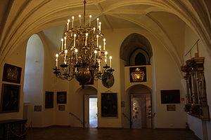 647373 Olsztyn zamek-wnętrza01