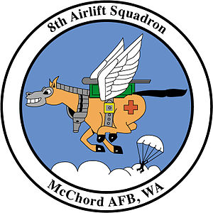 8th Airlift Squadron - Image: 8th Airlift Squadron