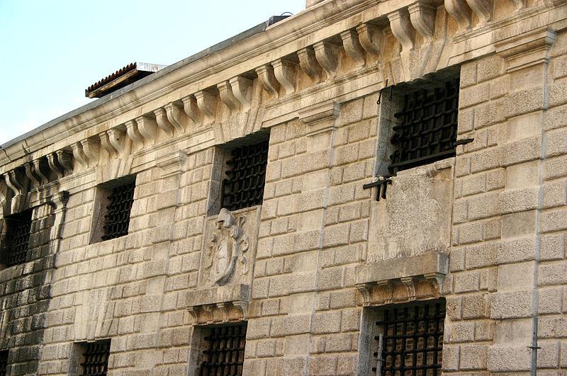 Arquivo: 9467 - Veneza - Prisões novos (1589-1616) - Fotos Imagem por 12-ago-2007.jpg