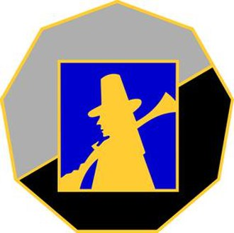 94th Infantry Division (United States) - Image: 94RRC DUI
