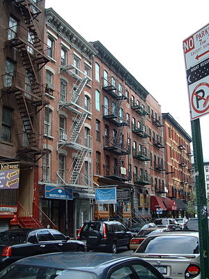 Goldberg v. Kelly - Federal involvement in welfare was designed to end the poverty of big city tenements, among other places.