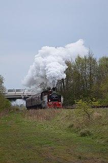 North Tyneside Steam Railway