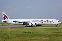 A7-BAZ - B77W - Qatar Airways