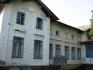 AIRM - Ponsă mansion in Glodeni - mar 2012 - 01.jpg