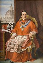 Il cardinale Giacomo Antonelli