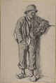 A Standing Peasant Boy in Hat and Wooden Shoes MET DP808410.jpg