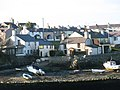 A cluster of houses around Cemaes Harbour - geograph.org.uk - 1187094.jpg