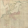 A new map of the countries extending from the Adriatic to the Gulf of Finland - and from thence westward to the m'ths of the Scheldt - intended to exhibit the present seat of war between the LOC 2018588006.jpg