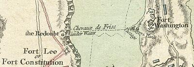 Fort Lee Historic Park  Wikipedia