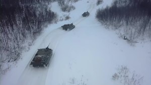 Файл:A week of combat readiness passed in the 200th Motorized Rifle Brigade (02-02-2021).webm