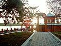 Aakkulam Tourist village evening.jpg