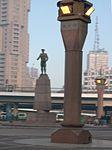 Abdul Moneim Reyad Statue- Tahrir square -Cairo.jpg