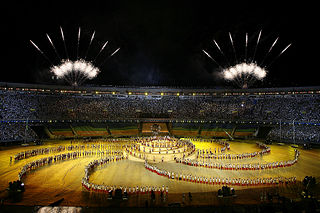 2007 Pan American Games opening ceremony