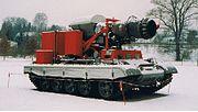 Abgasloeschfahrzeug Hurricane - FW-Museum Fulda (1997)
