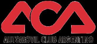 Argentine Automobile Club - Logo of the club.