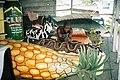 Accra (Ghana) - Fantasy coffins (adebuu adekai) - 10.jpg