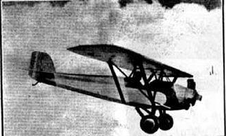 Ace Baby Ace - Image: Ace aeroplane