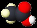 Acetic acid-d3 3D spacefill.png
