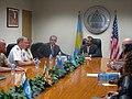 Adm. Walsh addresses Palau President Toribiong (5892976584).jpg