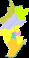 Administrative Division Tonghua.png