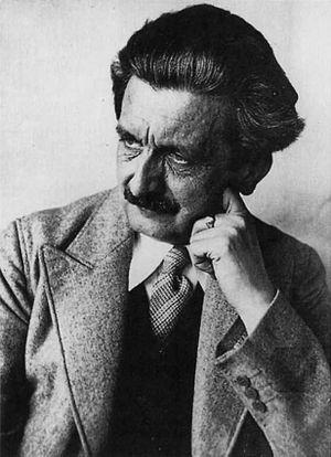 Adolf Brand - Image: Adolf Brand ca. 1930