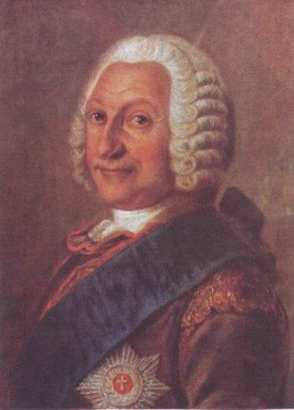 Adolphus Frederick III, Duke of Mecklenburg-Strelitz - Image: Adolf Friedrich III, Duke of Mecklenburg Strelitz
