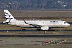 Aegean Airlines, SX-DNB, Airbus A320-232 (39427141514).jpg