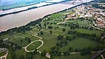 Aerial View of Jefferson Barracks National Cemetery and Jefferson Barracks Bridge.jpg