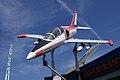 Aero Vodochody L-39ZO Albatros LFront SATM 05June2013 (14620722643).jpg