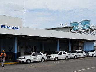 Macapá - Macapá International Airport.