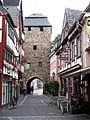 Ahrweiler Niedertor mit Niederhutstraße.JPG