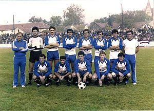 TSC Bačka Topola - AIK Bačka Topola in the 80s