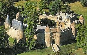 Ainay-le-Vieil - Chateau