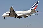 Air France, Airbus A380-861, F-HPJI - LAX (18652883980).jpg