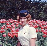 Air Hostess Uniform 1959 Summer 005 (9623435483).jpg