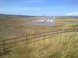 Inishmaan Aerodrome airport in Ireland