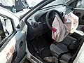 Airbag of Renault Tondar after accident.jpg