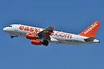 Airbus A319-100 Easyjet Switzerland (EZS) HB-JZJ - MSN 2265 (9510314679).jpg