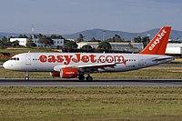 G-EZTD - A320 - EasyJet