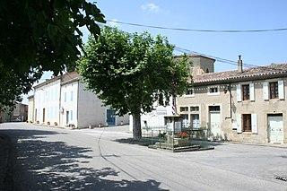 Airoux Commune in Occitanie, France