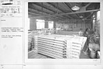 Airplanes - Manufacturing Plants - Manufacturing Canadian J.N.4 Airplanes; Canadian Aeroplanes Ltd., Toronto, Canada. View of dope room showing finsished wings - NARA - 17339499.jpg