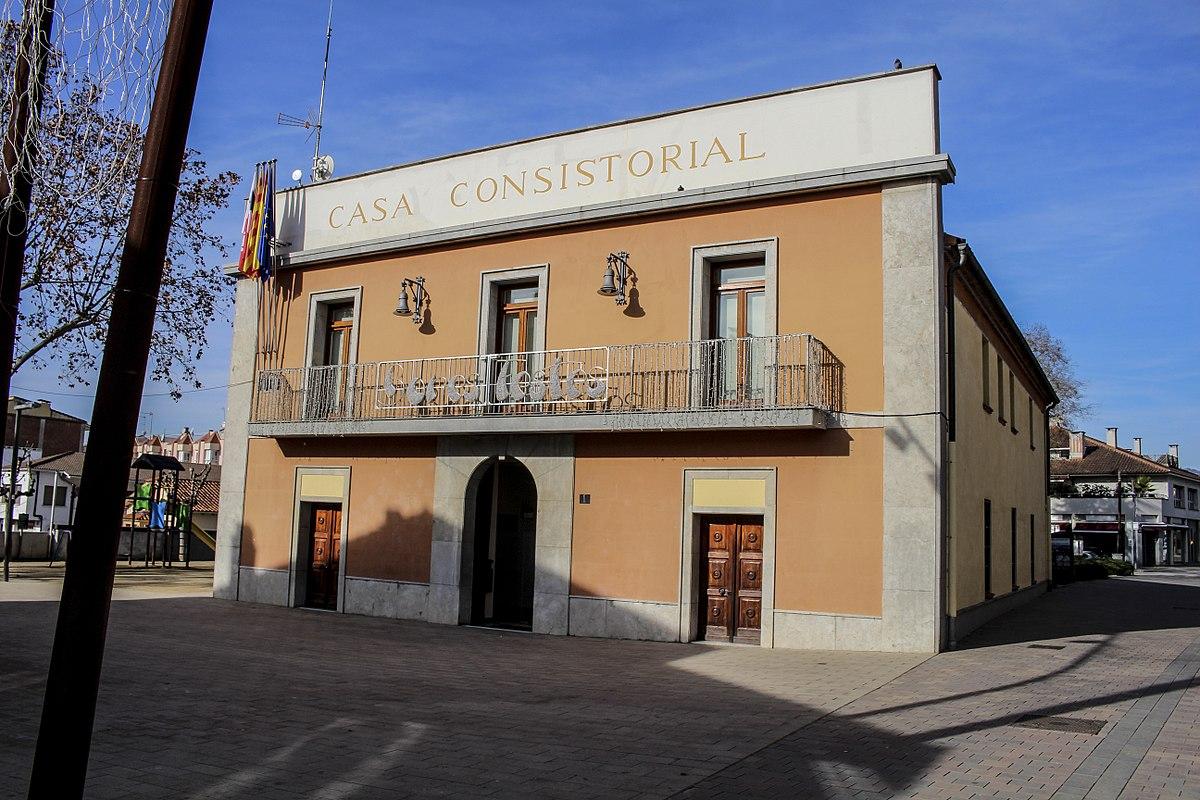 Ajuntament de palau solit i plegamans viquip dia l - Inmobiliaria palau de plegamans ...