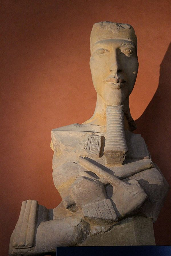 Aménophis IV-Akhénaton