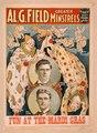 Al. G. Field Greater Minstrels oldest 23rd year, best. LCCN2014636977.tif