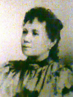 Aniceto Lacson - Rosario Araneta, first wife of Aniceto Lacson
