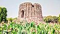 Alai Minar garden view.jpg